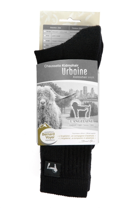 Urbaine kid mohair Sock