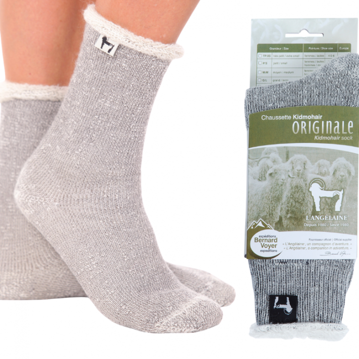 Originale kid mohair sock