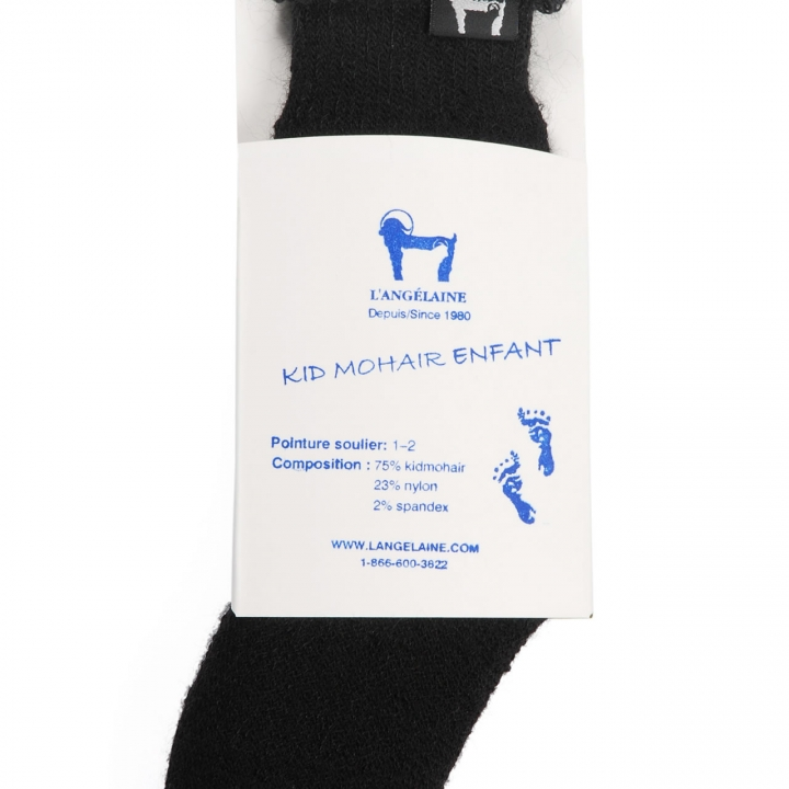 Kid mohair sock for kids