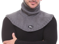 Kid mohair neck and chest warmer PL100 Size Color