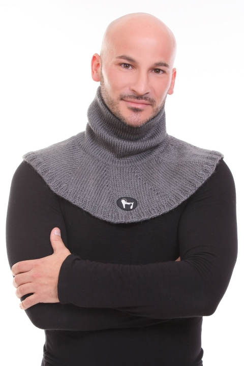 Kidmohair neck and chest warmer PL100 Size Color