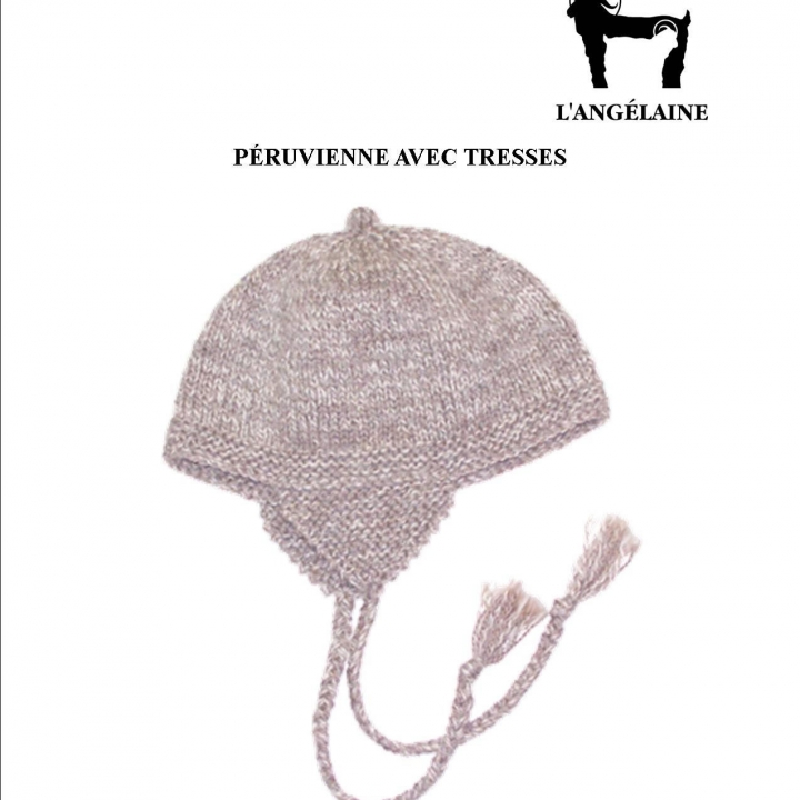 Peruvian tuque pattern