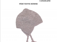 Man Peruvian tuque pattern