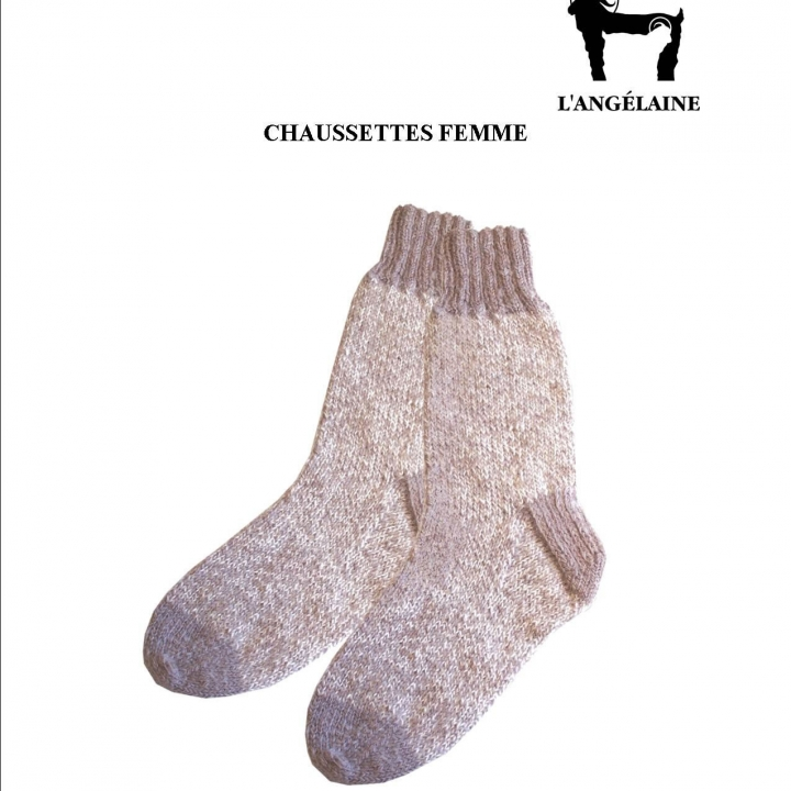 Ladies sock pattern