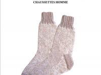 Men sock pattern
